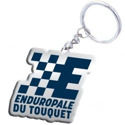 Porte clés logo E Enduropale