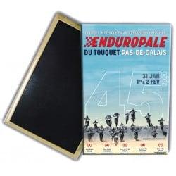 Magnet souvenir affiche Enduropale
