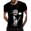 T-shirt homme Anthracite Vintage Plaque Enduropale